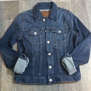 AG Denim Stretchy Jacket